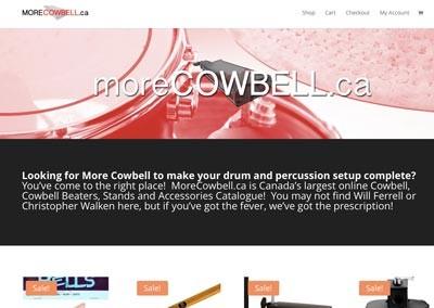 MoreCowbell.ca