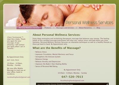 PersonalWellnessServices.com