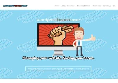 WordPressBaconSaver.com